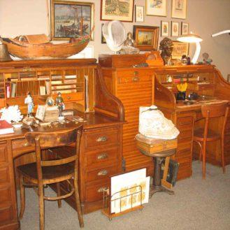 Bureau Antiek Harlekijn